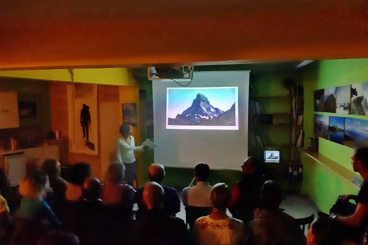 Μία εκδήλωση αφιερωμένη στο Matterhorn
