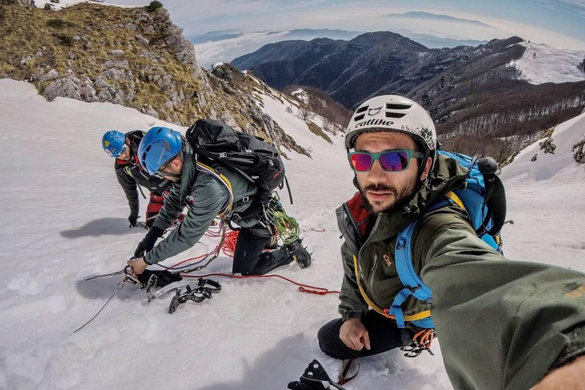 Χειμερινή Ορειβατική Συνάντηση στο Παγγαίο από τον ΕΟΣ Καβάλας